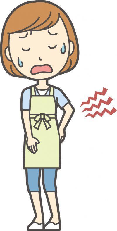 産後の腰痛 恥骨痛 股関節痛 亀岡 千代川